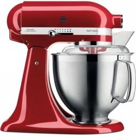 Robot de cocina Artisan Rojo Kitchen Aid 5KSM185 PSEER