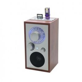 Radio multifuncion Sunstech Rpr3000wd retro madera