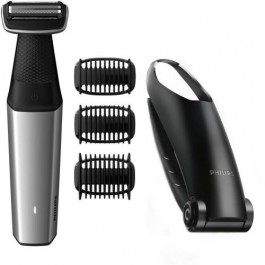 Afeitadora corporal Philips Bg502015 wet & dry Recargable
