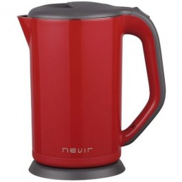 Hervidor Nevir Nvr1110k Rojo 1.7L