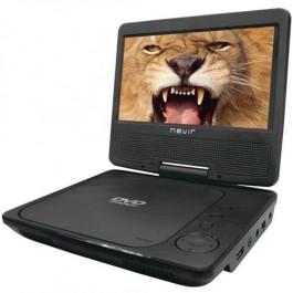"Reproductor Dvd portatil Nevir Nvr2790pcu 7"" usb"