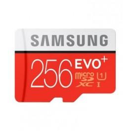 Tarjeta memoria 256gb Samsung MicroSD MbMc256gaeu + adaptador