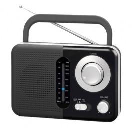 Radio sobremesa Tm Tmrad210 Red/Pilas