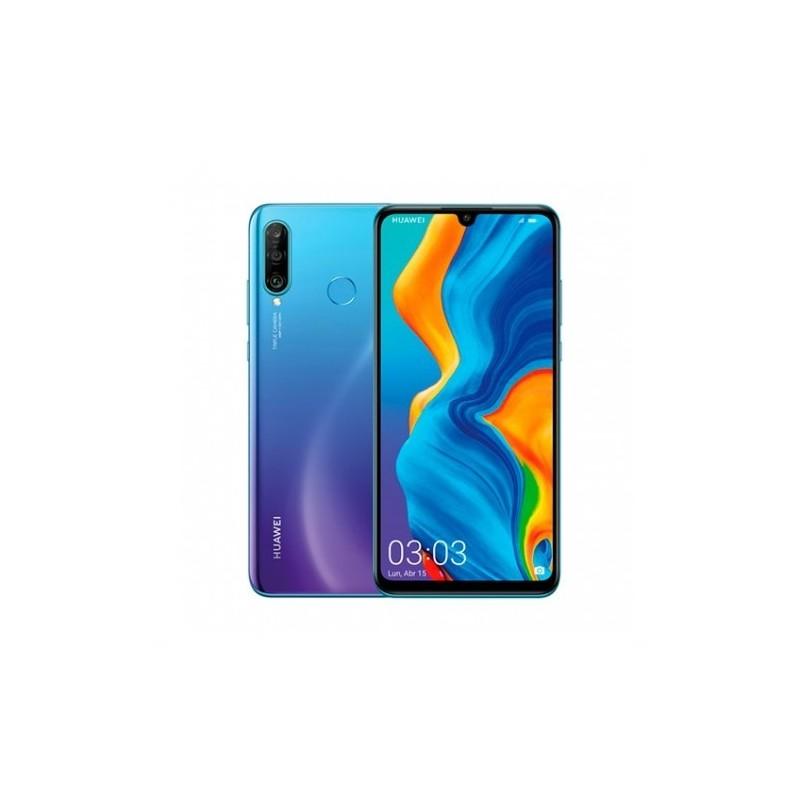 Huawei P30 Lite Ds 4gb+128gb triple camara Azul