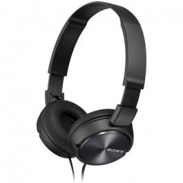 Auriculares Sony Mdrzx310apb Negro con micro
