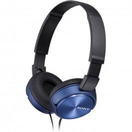 Auriculares Sony Mdrzx310apl Azul con micro