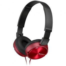 Auriculares Sony Mdrzx310apr Rojo con micro