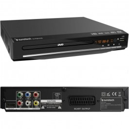 Reproductor Dvd Sunstech Dvpmh225 Hdmi Usb