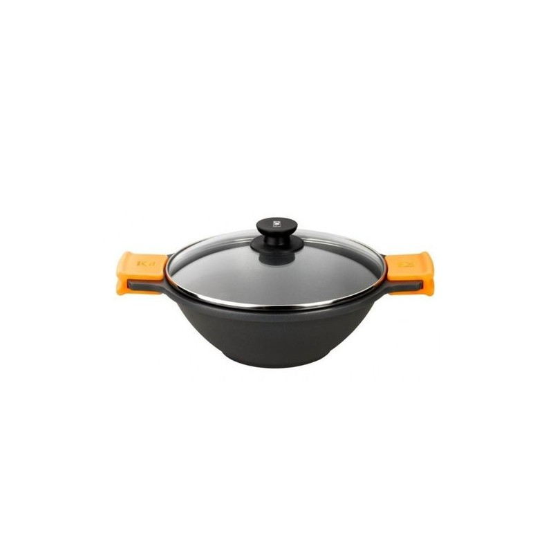 Sarten Wok Bra Efficient A272024 24cm