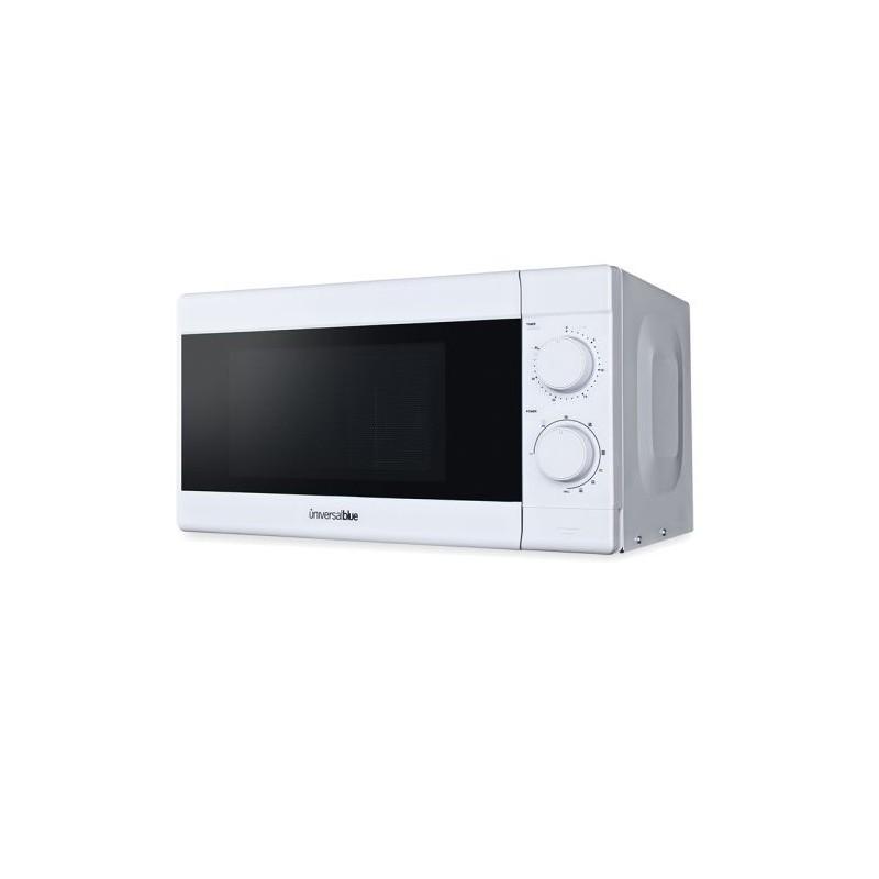 Microondas WAVECHEF MUNDAKA 20L con grill Blanco