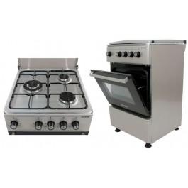 Cocina de gas Infiniton CC54IXG 50cm Inox