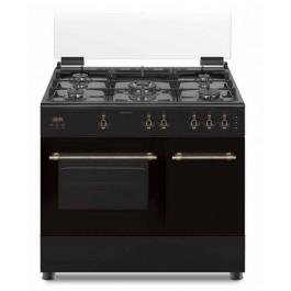 Cocina de gas Rustica Infiniton CCRST90EPH 90cm