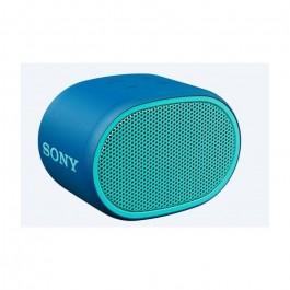 Altavoz portatil Sony Srsxb01l Azul