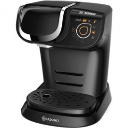 Cafetera Bosch Tas6002 Tassimo negra