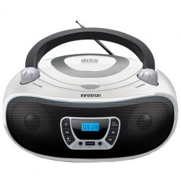 Radio CD Infiniton Mpcdbt94 bluetooth blanco