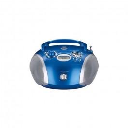 Radio Cd Grundig Rcd1445 usb azul