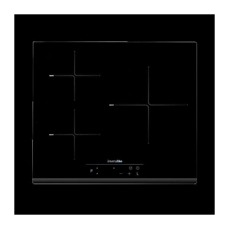 Placa de inducción MEISSA UINDU6500-18 de 60cm