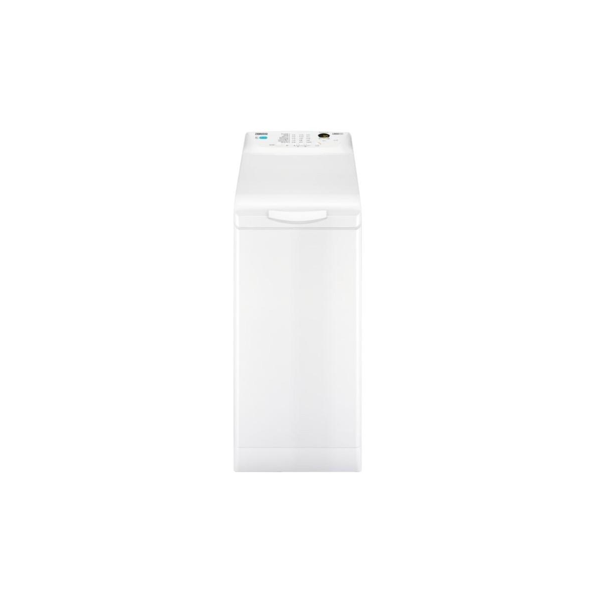 Lavadora de carga superior Zanussi ZWQ61235CI 6kg clase A+++