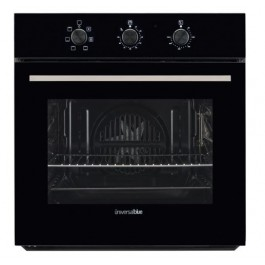 Horno Multifunción OVENCHEF ADHARA 1006B Cristal Negro 60cm
