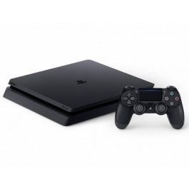 Consola PS4 Slim 500Gb Negra Chassis F + MARVEL'S SPIDER-MAN + MEDIE