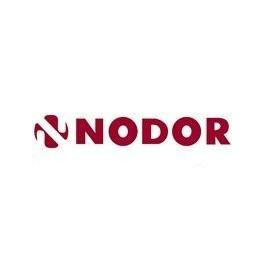 Campana Nodor 1755 EXTENDER 33 60 GLASS WH