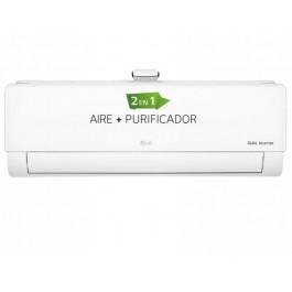 Aire acondicionado + Purificador Split 1x1 Inverter LG 3010 frig/h 3440 kcal/h