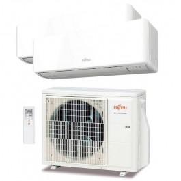 Aire Acondicionado Multi Split Fujitsu ASY3525U11MI KM.2 Ext50 Inverter 2x1