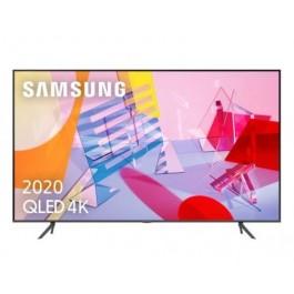 """Tv 65"""" Qled Edge Samsung QE65Q60T Led Hdr 10+ smart tv"""