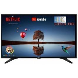 "Tv 43"" Led Nevir NVR9002434K2SSM SmartTV 4K Uhd"