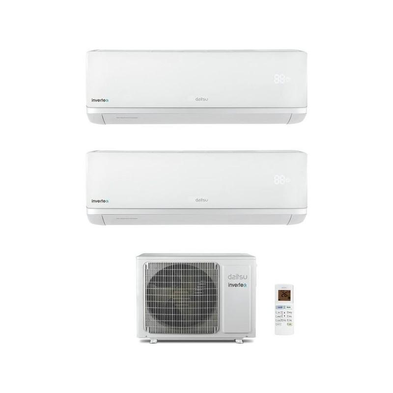 Aire Acondicionado MultiSplit Daitsu ASD912K11IDC pre wifi