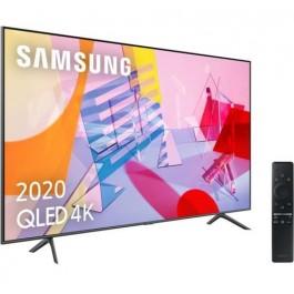 "Tv 55"" Samsung QE55Q60TAUXXC 4K Dual Led Hdr 10+ SmartTv"