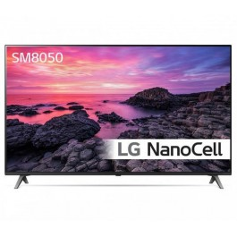 "Televisor led 49"" LG 49SM8050 4K NANOCELL Smart TV"