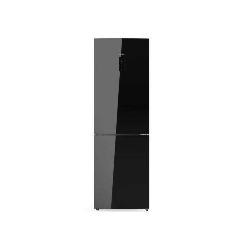 Frigorífico Combi de Cristal Negro 185cm UniversalBlue VOSTOK 3001B