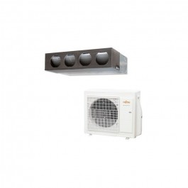 Aire Ac. Fujitsu ACY71KKA Inv 5847 Multisplit 2x1
