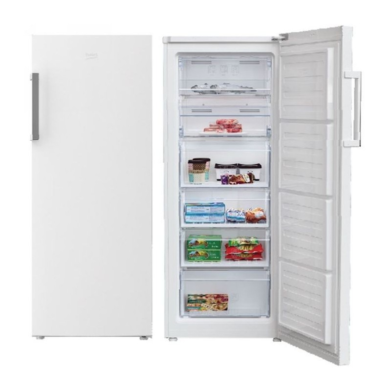 Congelador Beko RFNE270K31WN No Frost 152x60cm