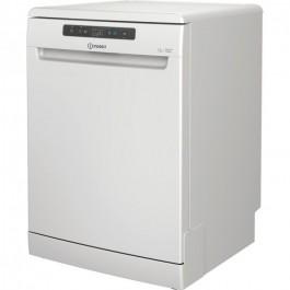 Lavavajillas Indesit DFC 2B+19 AC 60cm blanco clase A+
