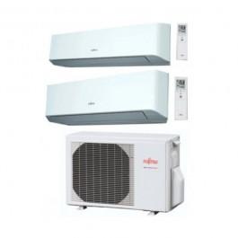 Aire Acondicionado MultiSplit 2x1 Fujitsu ASY25U2MIKM Inverter A+++