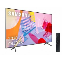 LCD QLED EDGE 75 SAMSUNG QE75Q60T DUAL LED HDR 10+ ONE REMOTE