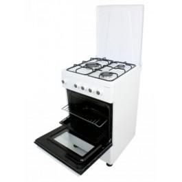 Cocina de gas con horno CGS-50B Milectric