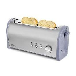 Tostadora steel&toast 1L