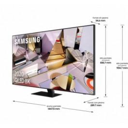 TV QLED Samsung QE65Q700TATXXC