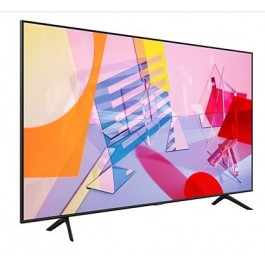 LCD QLED EDGE 85 SAMSUNG QE85Q60T DUAL LED HDR 10+ ONE REMOTE