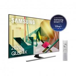 LCD QLED EDGE 75 SAMSUNG QE75Q75T DUAL LED HDR 10+ PREMIUM ONE REMOTE