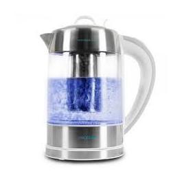 Hervidor de agua ThermoSense 370 clear