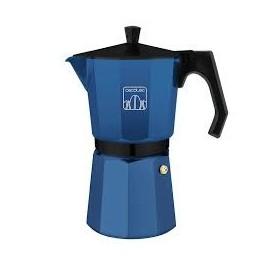 Cafetera moka Cumbia Mimoka 600 Blue