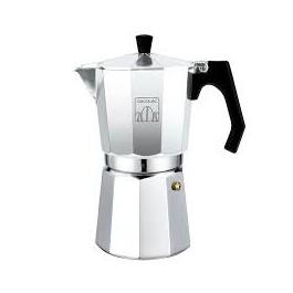 Cafetera moka de aluminio Cumbia Mimoka 600 Shiny