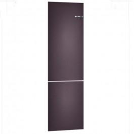 Bosch Painel Para Combinado KSZ1BVL10 Accesorios puertas color berenjena metalizado
