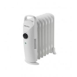 Radiador mini con una potencia de 700W