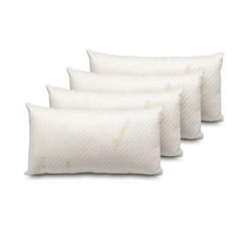 Pack de 4 Almohadas Visco CASHMERE 70cm