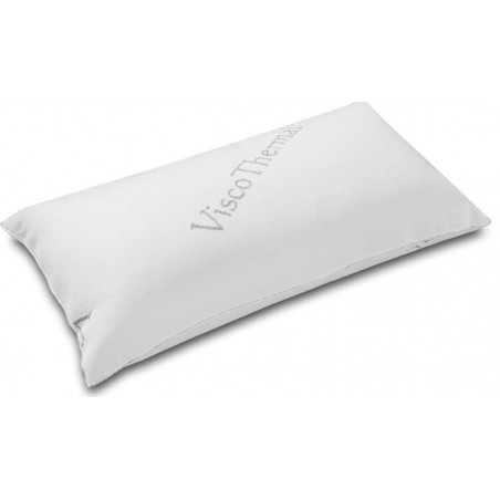 Pack de 2 Almohadas Visco Thermal 70cm